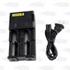 Original Portable NITECORE i2 Intelligent Charger Universal 18650 Li-ion battery charger I4 3.7v