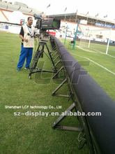 stadium led display for Kuweit VS Real Madrid Friendship football match
