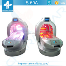 For salon Hot Sale Luxury Magic Light far Infrared beauty spa capsule for salons and spas