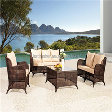Banana leaf furniture rattan multifunction outdoor rattan furniture