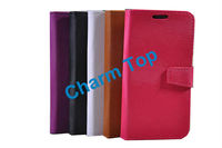 2013 Hot Sale leather wallet case for Samsung Galaxy S4