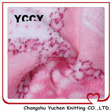 wholesale knit polyester baby cuddle blanket 2015