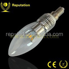 Samsung smd5630 e14 led candle bulb for chandelier