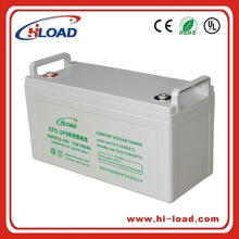 CE approve 12V 100ah lead acid battery for ups