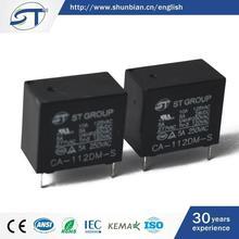 Alta potencia sellados equipo de China fabricante 100 Amp relé de CA