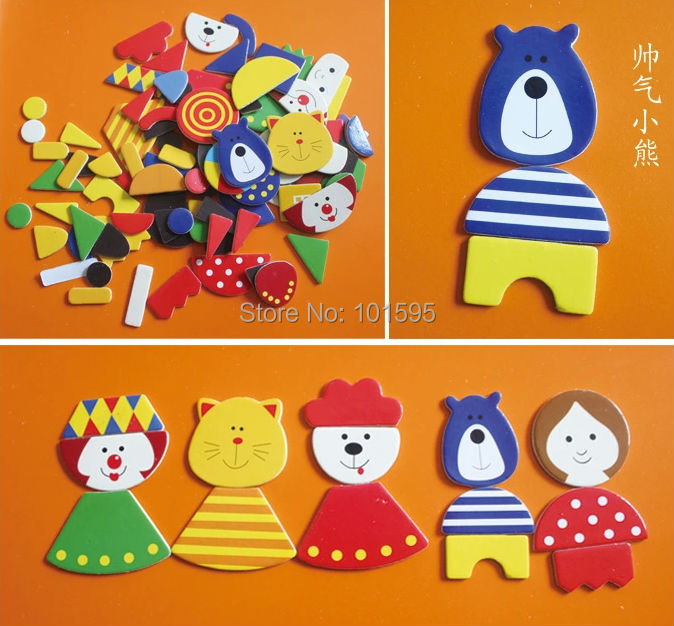 Wooden Toys for Children