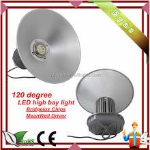 ip65 waterproof LED high bay light 120w,industrial led high bay light,led high bay light fixture