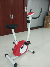 Factory patent whole body height adjustable magnetic stationary bike indoor fitness bike CHEAP for sale