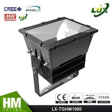High efficiency UL certificates projecteur led 1000w