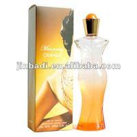 MISS PRETTY ORANGE Famous women sexy perfume wholesale perfume