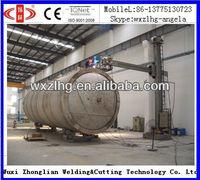 4 meters automatic pipe welding column&boom