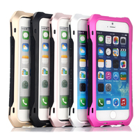 cheap metal designer cell phone cases wholesale for iphone 6 case