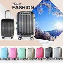 Business travel black pc royal polo luggage trolley case