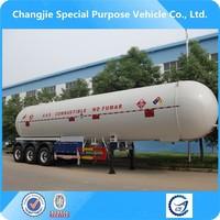 Alibaba China super quality customized cheap price Q370R/Q345R 56m3 56cbm 56000L lpg tank for sale, lpg tank trailer,lpg trailer