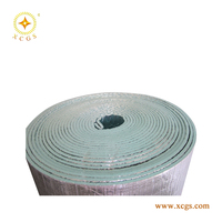 Building construction thermal insulation material used for 50 celsius degrees hot climate