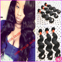12 14 16 inch Virgin Remy Peruvian Hair Extensions Body Wave Virgin Human Hair Weft Bundles Peruvian Virgin Hair Body Wave Weave