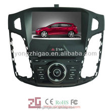 high quality double din car dvd player with CANBUS