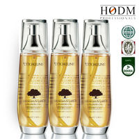 Private label cosmetics ecocert argan oil for hair