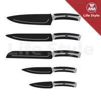New Design Kitchen Knife cheese spread knife set