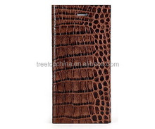 Leading fashion crocodile pattern case for iphone 6/for iphone 6 plus