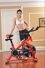 Indoor flywheels magnetic spin bike exercise bicycle