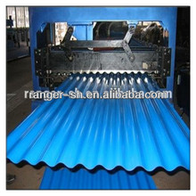 High Quality Low Price Glazed Tiles Roofing Panel Roll Forming Machine