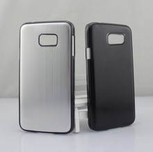 2015 Hot selling Ultra Slim Aluminum Case Metal Case for Samsung Galaxy S6