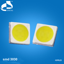Low voltage high quality smd led 3030 1w white high power chip
