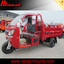New Style enclosed cabin cargo trike motorcycle