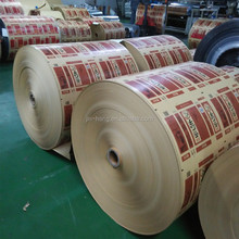 Alibaba China Supplier Aluminum coated bags printing paper