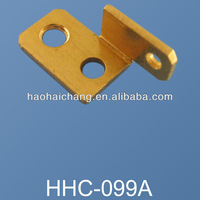 Angle Metal Corner Brackets, Brass Stamping Part