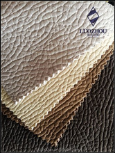 2015 new Embossed bronzed knittng fabric bonded for sofa fabric