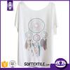 OEM Clothing Manufacturer Custom t shirt Wholesale China,Round Neck Cotton Printing Women t shirt