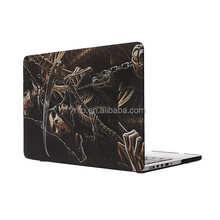 For Apple Macbook Pro Laptop, Water Transfer Printing Soft Top Case for MacBook Air A1237- Green Camo