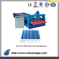 Selling well roof sheets roll forming machine double disc grinding machine cheap sale roofing sheet making machine