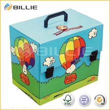 Lovely paper apple carton box