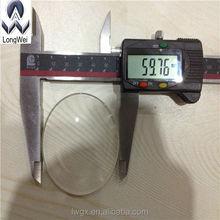 "Diameter 60mm/2.56"" Spherical Optical Glass Plano Convex Lens for Optics instruments,BK7,K9,B270,borosilicate PYREX"