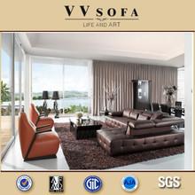 vv sofa Modern Furniture Sofa leather
