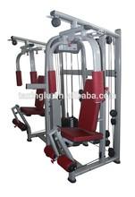 doble de la persona Multi Función de Entrenamiento en gimnasio Máquina PT1-007