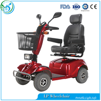 Lithium Foldable Electric Tricycle Mobility Scooter