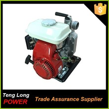 China manufacturer ce iso reliable 1inch 2hp petrol small water pumps price