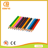 12 pcs mini school stationery color pencil set