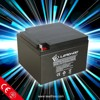 Rechargeable Lead Acid Battery 12v 24ah/ exide ups battery
