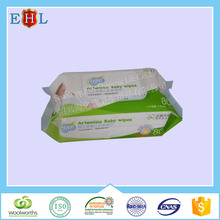 80 ct soft Aloe Baby Wipes without alcohol