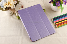 Standable tablet leather cases cover for ipad / case For ipad mini / case for ipad air 2
