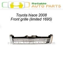 Toyota hiace 2008 parrilla delantera ( limitada 1695 )