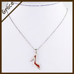 Factory Sale good quality chains artificial women necklace with good offer