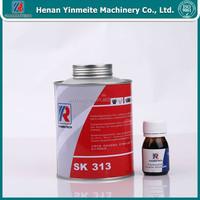 conveyor belt repair adhesive, two components