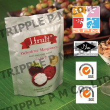 DEHYDRATED FRUIT , DRIED FRUIT , DRIED MANGOSTEEN NATURAL