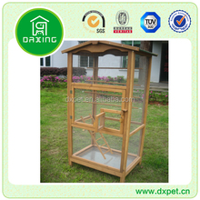 Bird cage flat pack